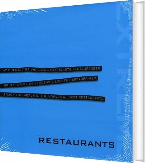 Billede af Extreme Restaurants - Birgit Krols - Bog