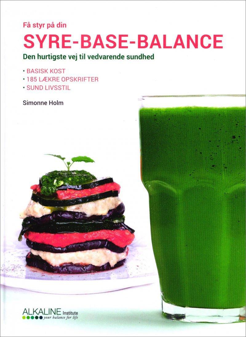 Få Styr På Din Syre-base-balance Af Simonne Holm → Køb bogen billigt her