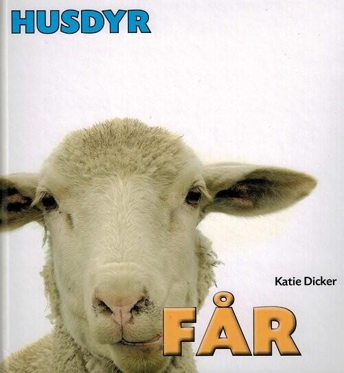 Husdyr - Får - Katie Dicker - Bog