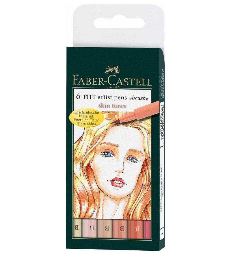 faber castell brush, fabre castellfabre castell, pitt artist pen brush, faber casatell pitt artist pen set