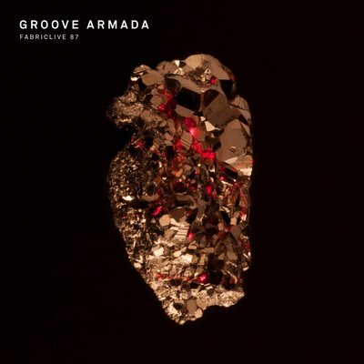 Image of   Groove Armada - Fabriclive 87 - CD