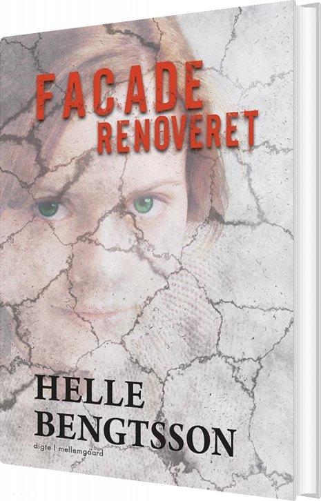 Image of   Facaderenoveret - Helle Bengtsson - Bog