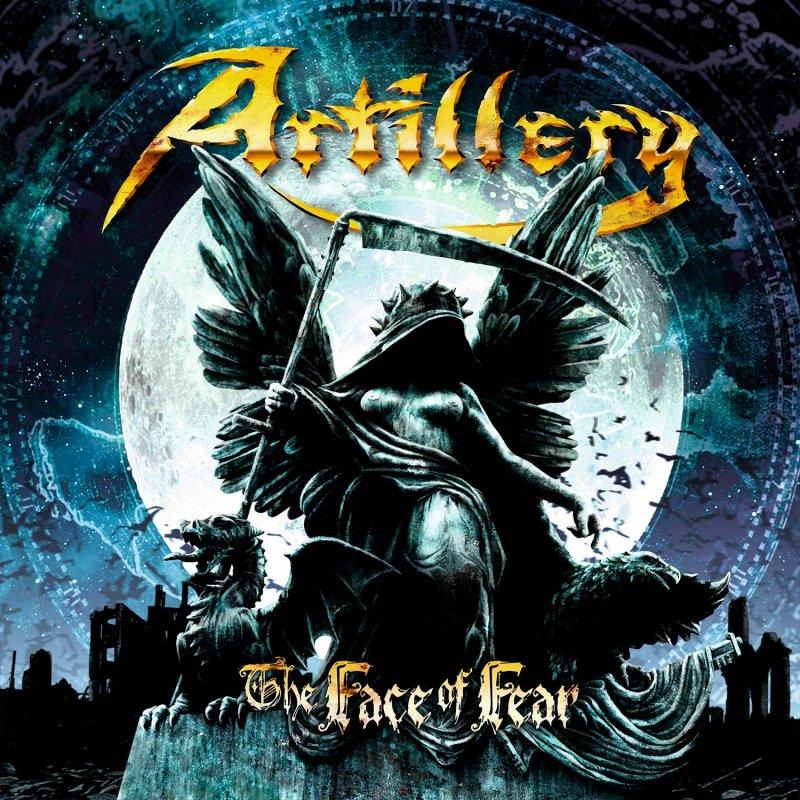 Image of   Artillery - Face Of Fear - CD