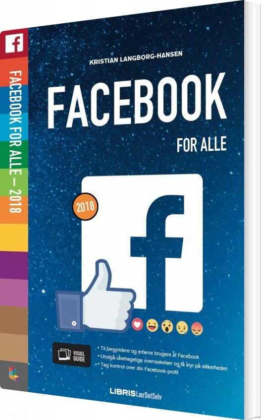 Image of   Facebook For Alle - Kristian Langborg-hansen - Bog