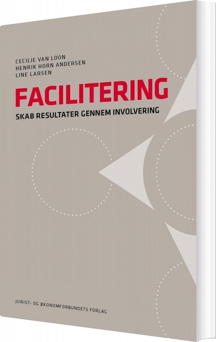 Image of   Facilitering - Line Larsen - Bog