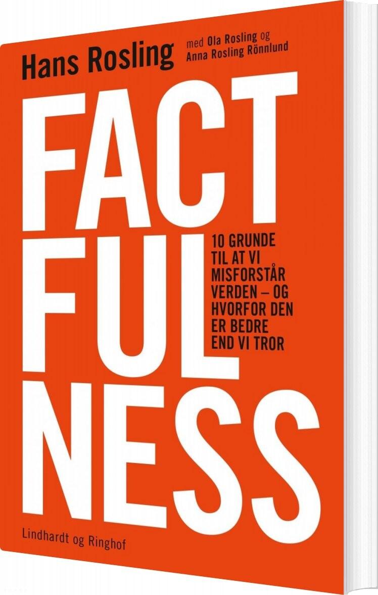 Factfulness - Hans Rosling - Bog