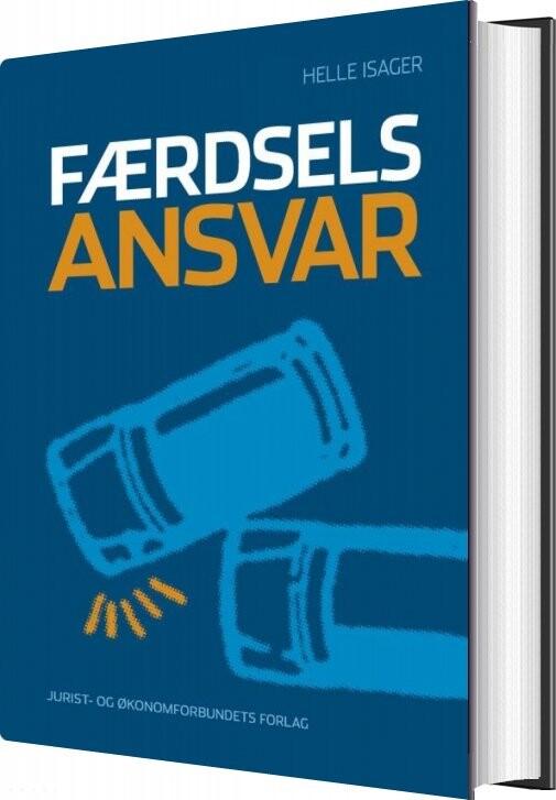 Image of   Færdselsansvar - Helle Isager - Bog