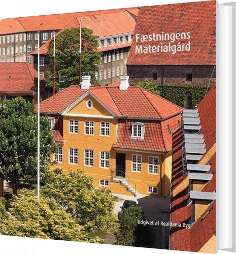 Billede af Fæstningens Materialgård - Birgitte Kleis - Bog