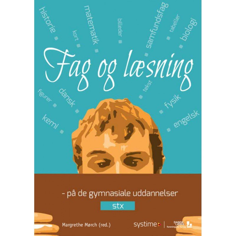 Image of   Fag Og Læsning (stx) - Margrethe Mørch - Bog