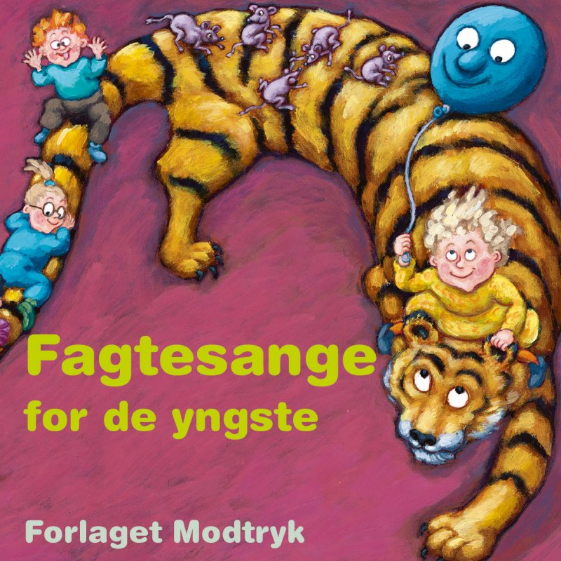Image of   Fagtesange For De Yngste - CD