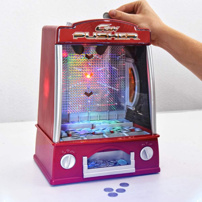 Image of   Fairground Coin Pusher