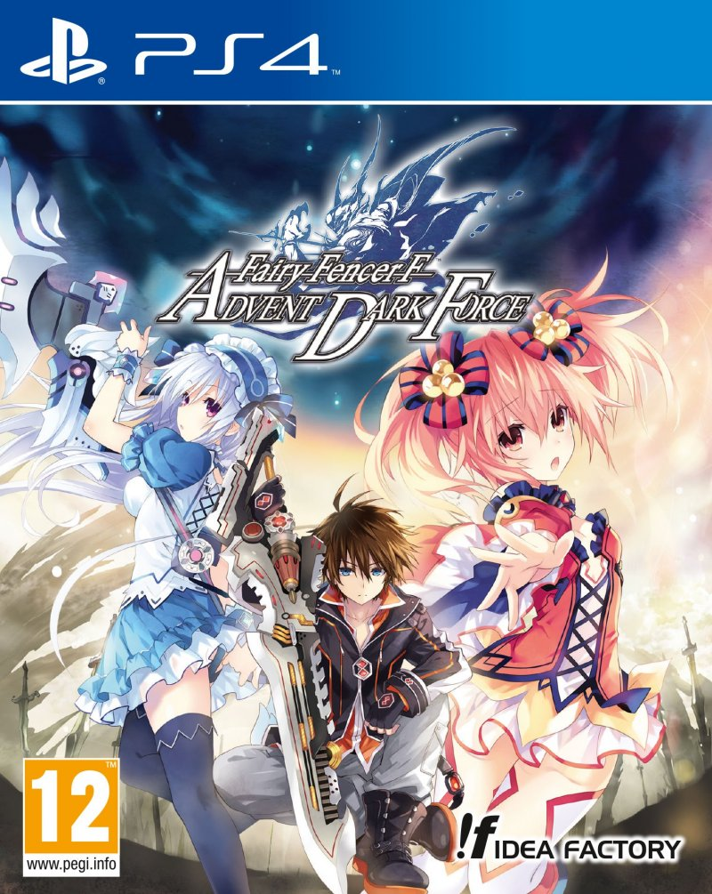 Image of   Fairy Fencer F: Advent Dark Force - PS4