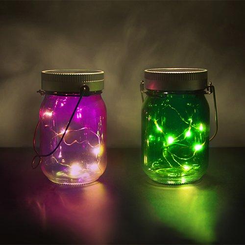 Image of   Fairy Jars / Felys - Lanterne