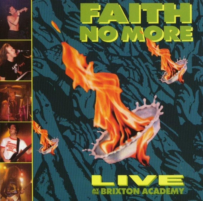 Image of   Faith No More - Live At The Brixton Academy - CD