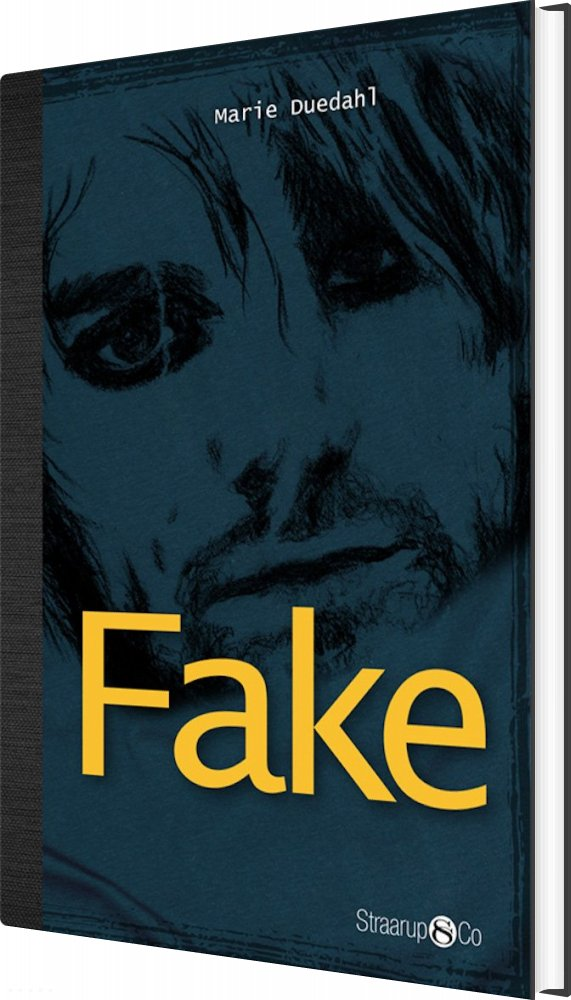 Image of   Fake - Marie Duedahl - Bog