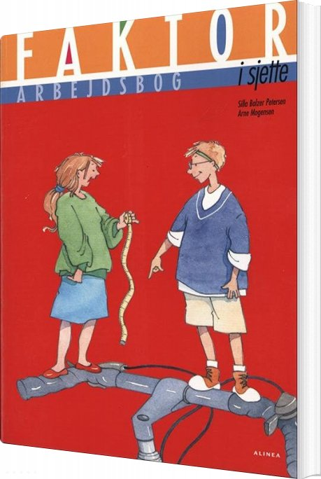 Faktor I Sjette, Arbejdsbog - Arne Mogensen - Bog
