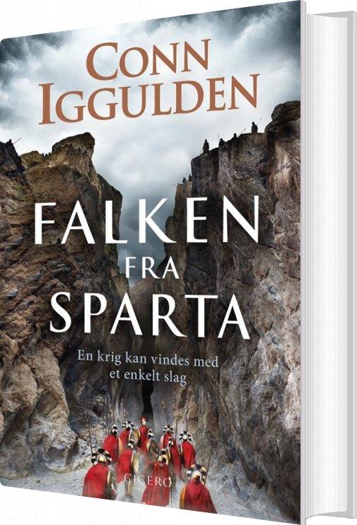 Billede af Falken Fra Sparta - Conn Iggulden - Bog