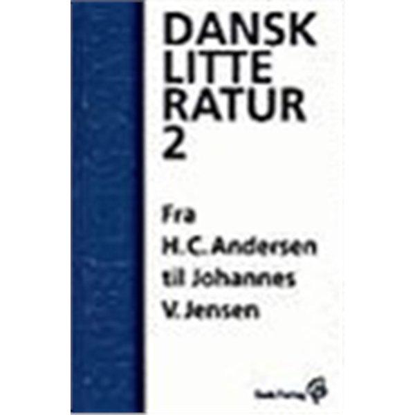 Image of   Falkenstjerne 2 - Dansk Litteratur Fra H.c. Andersen Til Johannes V. Jensen - Mogens Bjerring-hansen - Bog