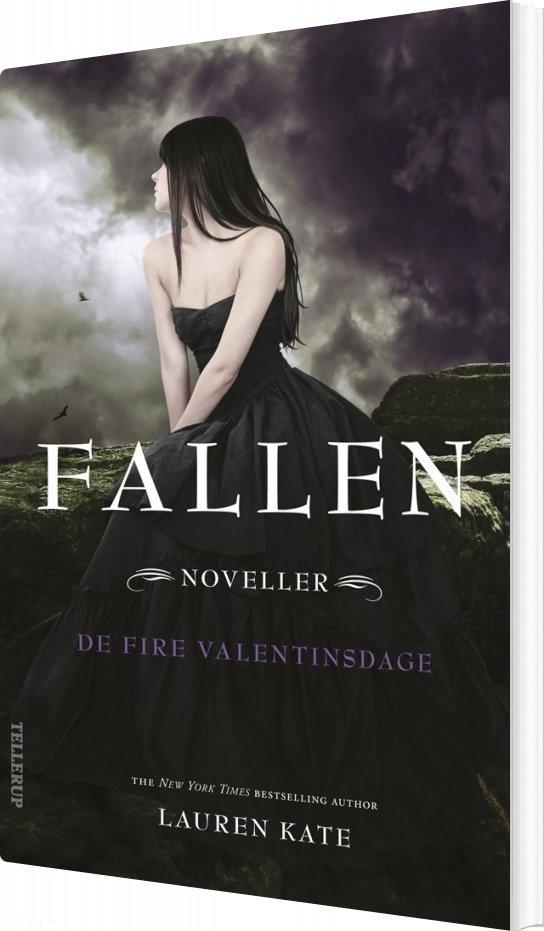 Fallen - De Fire Valentinsdage - Lauren Kate - Bog