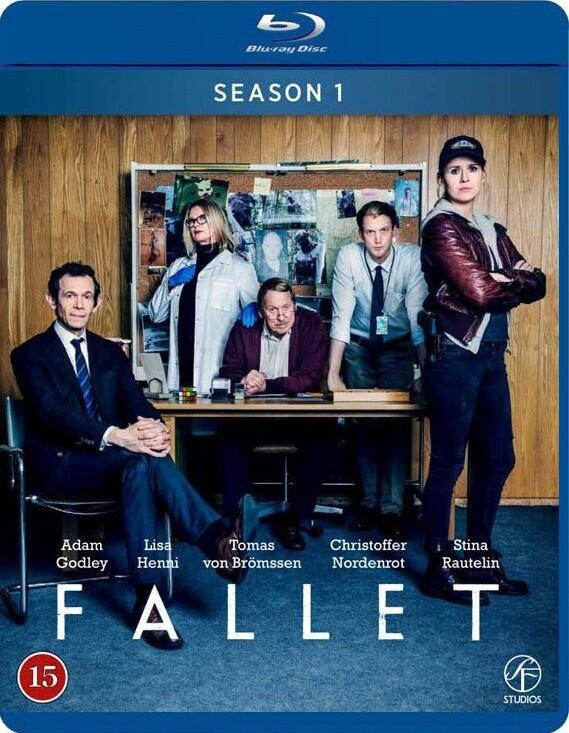 Image of   Fallet - Miniserie - Blu-Ray - Tv-serie