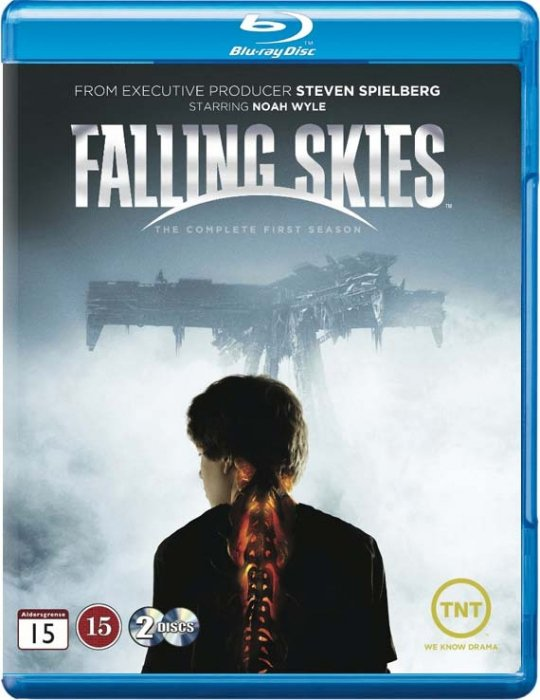 Image of   Falling Skies - Sæson 1 - Blu-Ray - Tv-serie