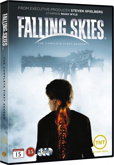 Image of   Falling Skies - Sæson 1 - DVD - Tv-serie