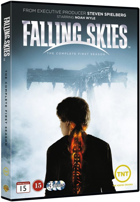 Image of   Falling Skies - Sæson 1 - DVD - Tv-serie