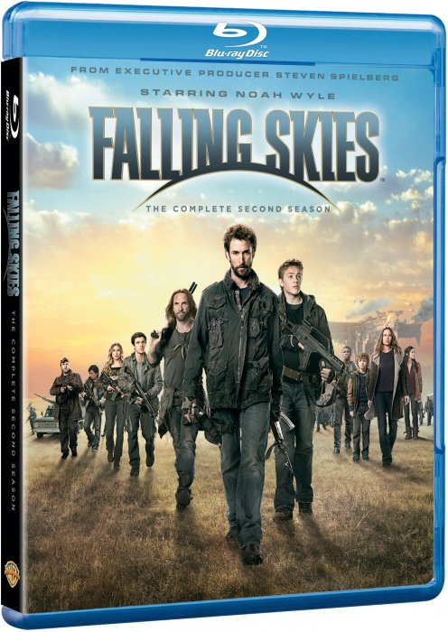 Image of   Falling Skies - Sæson 2 - Blu-Ray - Tv-serie