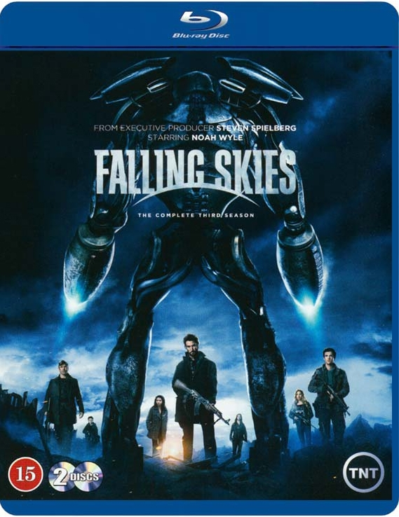 Image of   Falling Skies - Sæson 3 - Blu-Ray - Tv-serie