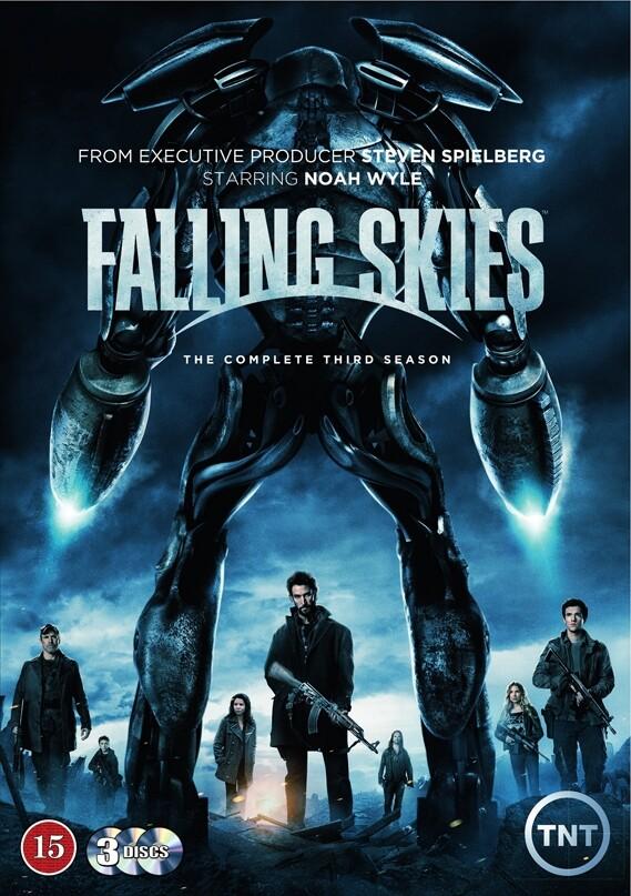 Image of   Falling Skies - Sæson 3 - DVD - Tv-serie