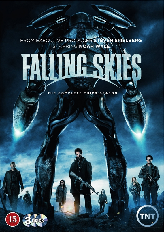 Image of   Falling Skies - Sæson 3 - DVD - Tv-serie