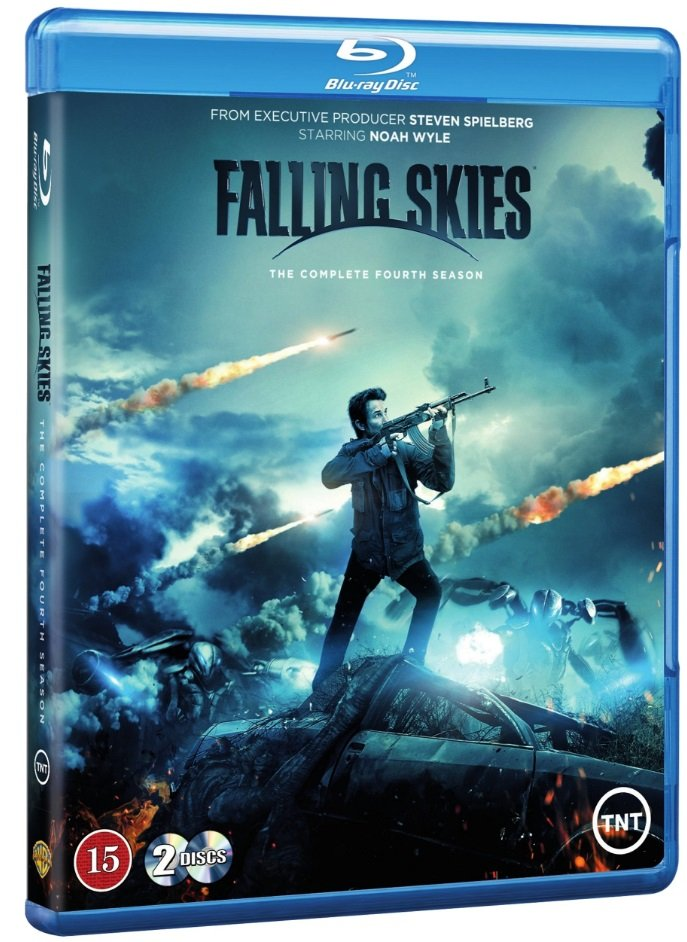 Image of   Falling Skies - Sæson 4 - Blu-Ray - Tv-serie