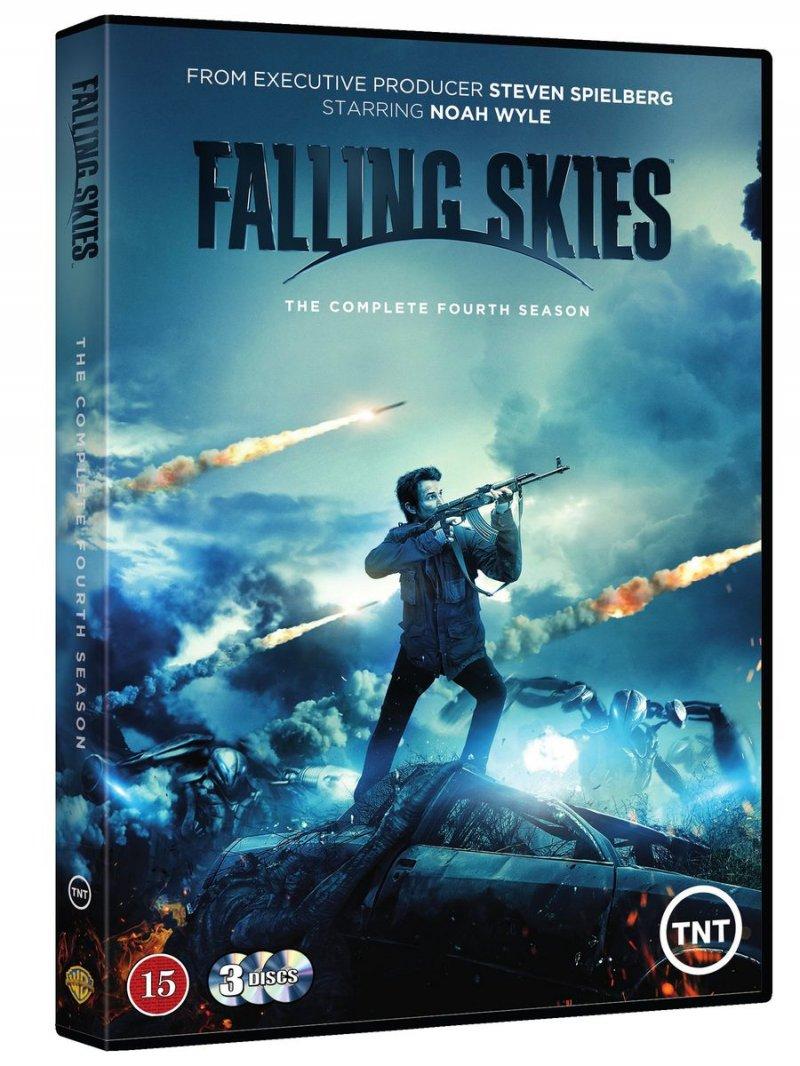 Image of   Falling Skies - Sæson 4 - DVD - Tv-serie