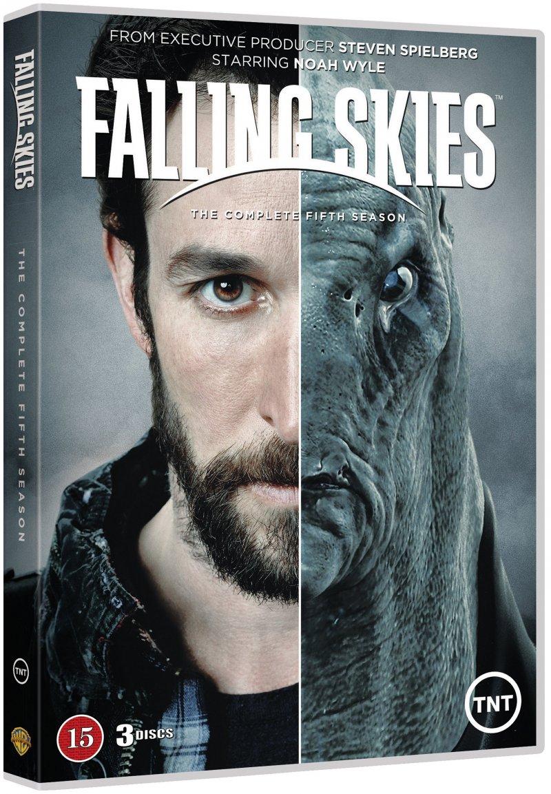 Image of   Falling Skies - Sæson 5 - DVD - Tv-serie
