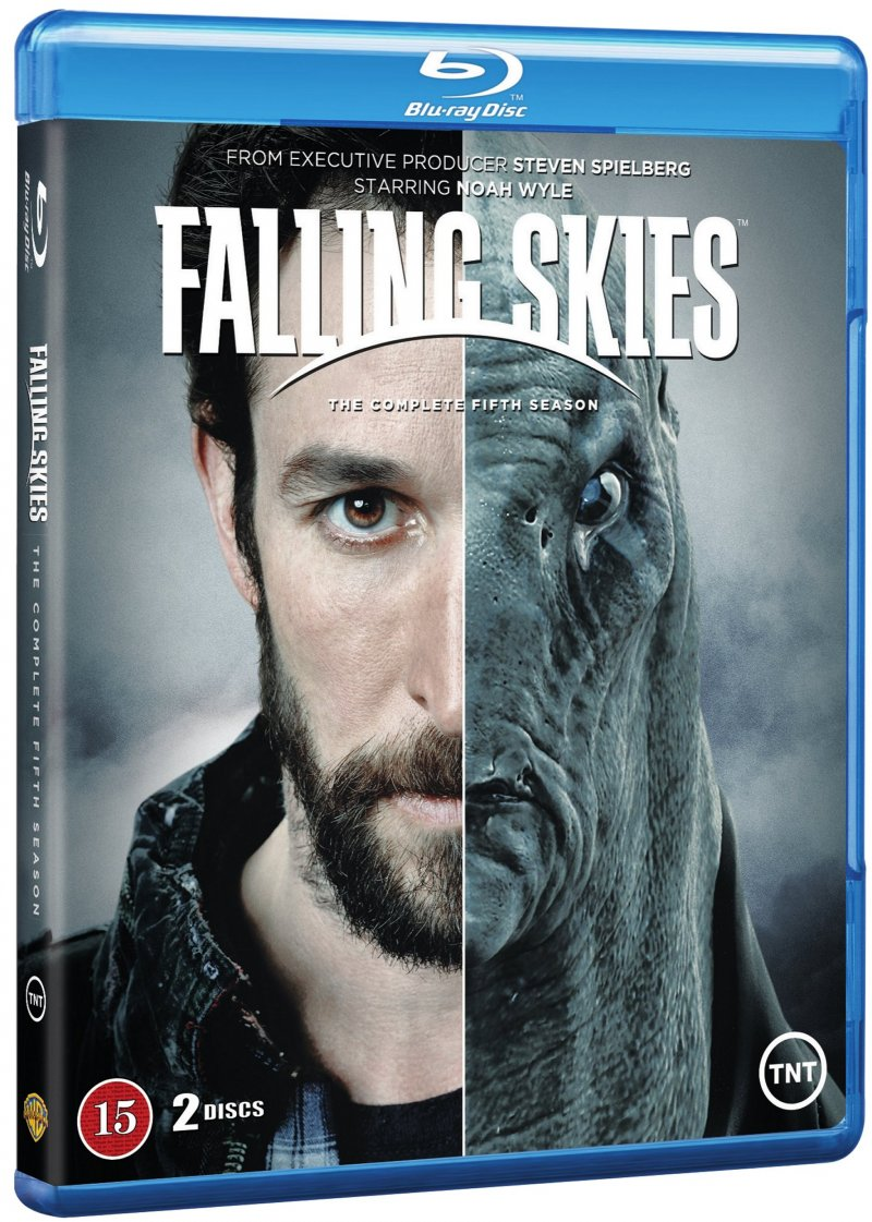 Image of   Falling Skies - Sæson 5 - Blu-Ray - Tv-serie