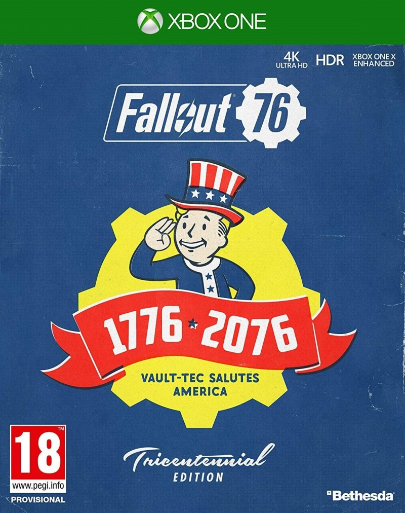 Image of   Fallout 76 - Tricentennial Edition - Xbox One
