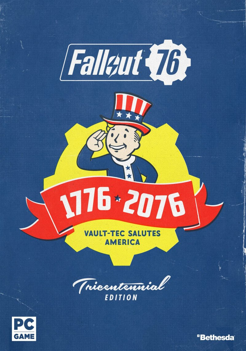 Image of   Fallout 76 - Tricentennial Edition - PC