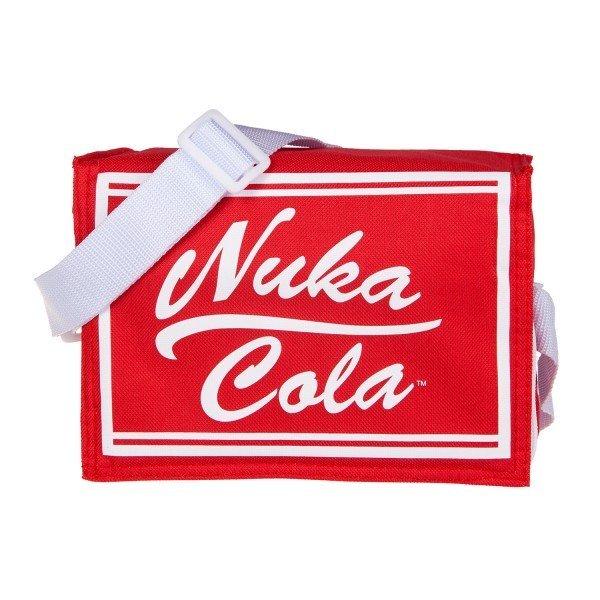 Image of   Rød Fallout Dørmåtte - Nuka World Cola