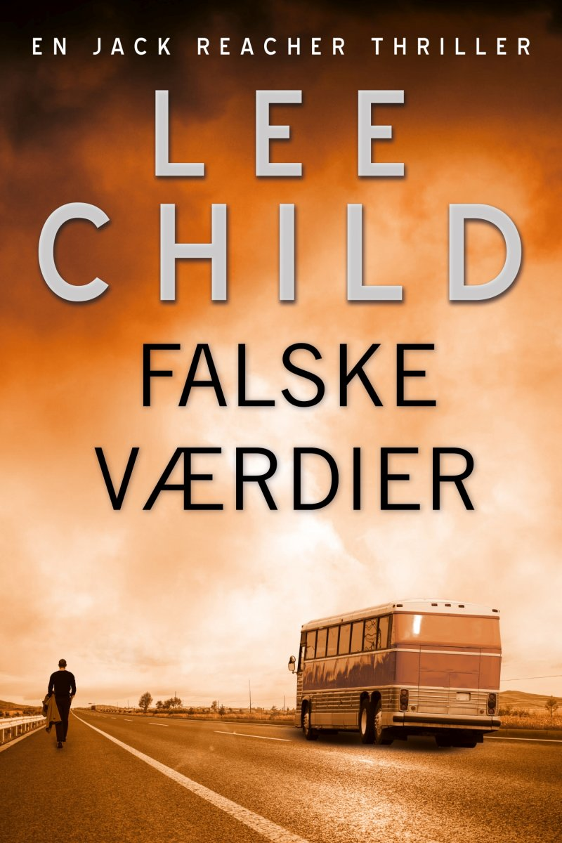 Image of   Falske Værdier - Mp3 - Lee Child - Cd Lydbog