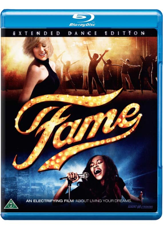 Image of   Fame - Extended Dance Edition - Blu-Ray