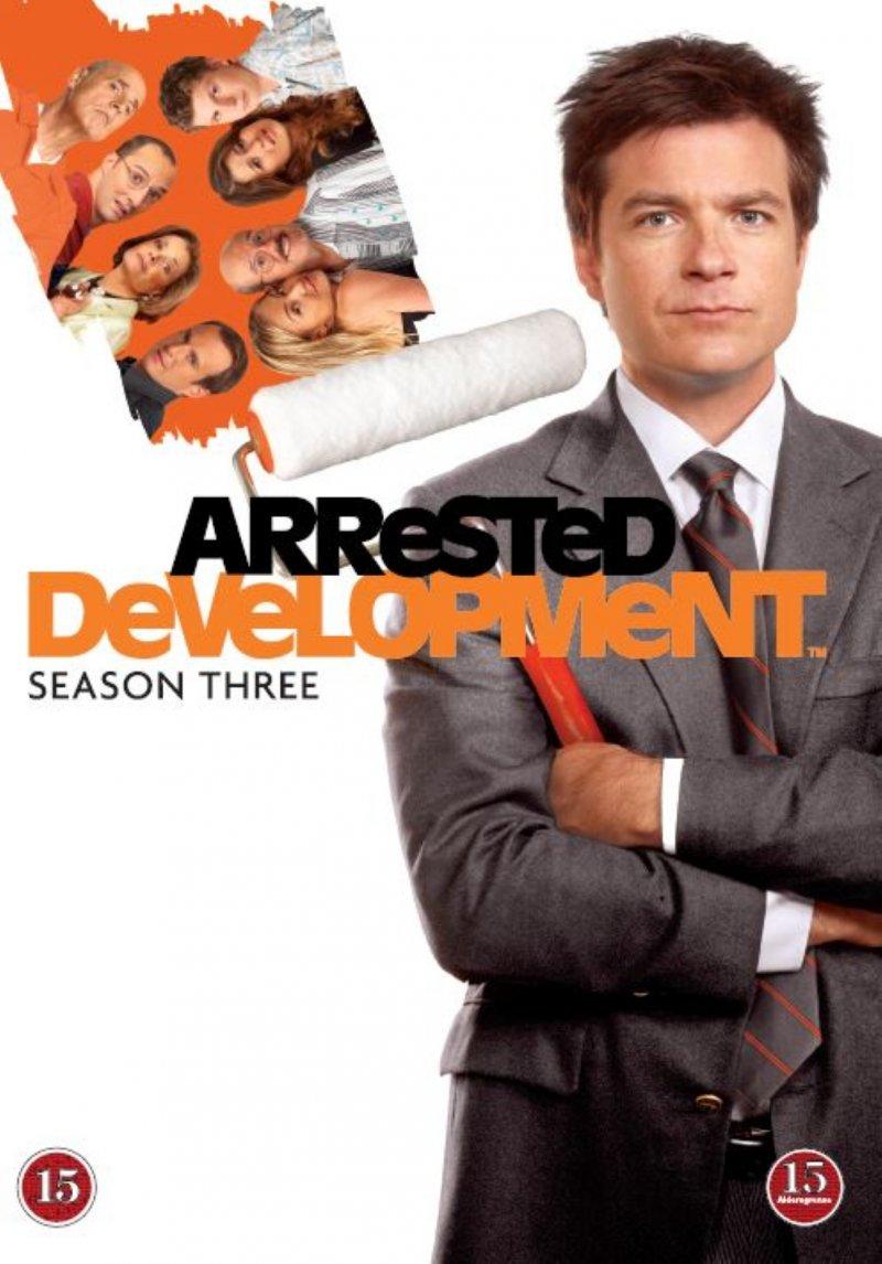 Image of   Arrested Development - Sæson 3 - DVD - Tv-serie