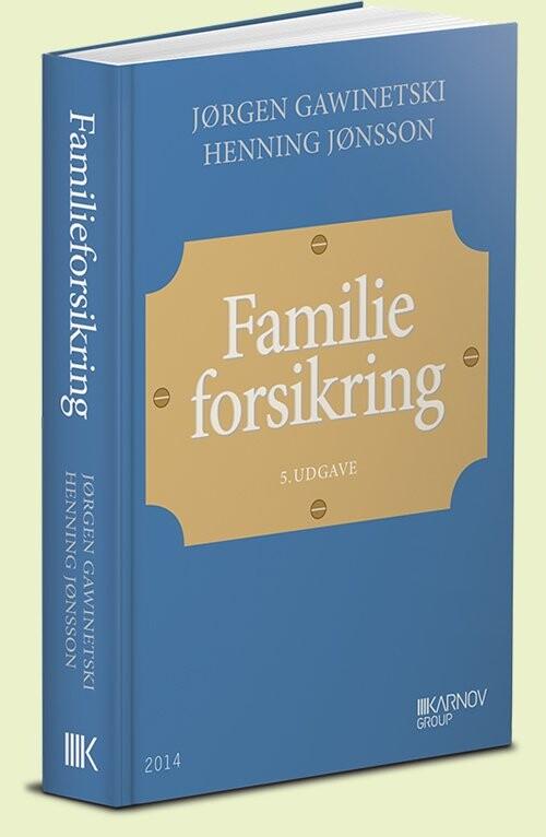 Image of   Familieforsikring - Henning Jønsson - Bog