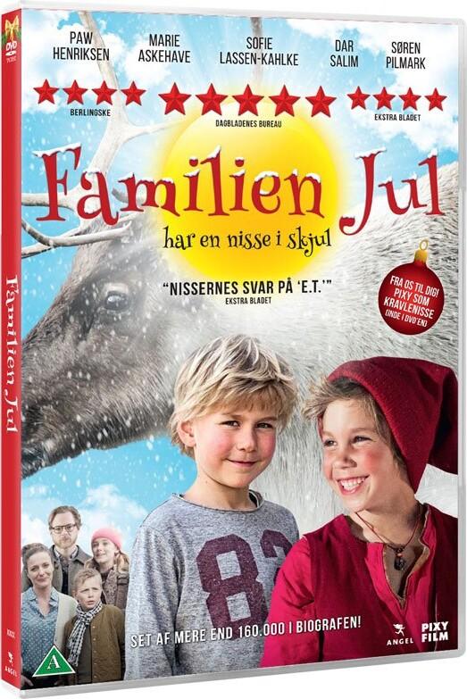 Billede af Familien Jul - DVD - Film