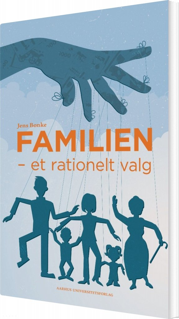 Familien - Jens Bonke - Bog