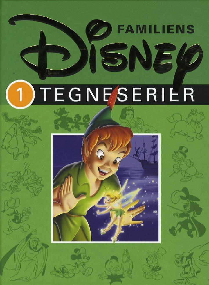 Image of   Familiens Disney Tegnerserier 1 - Diverse - Tegneserie