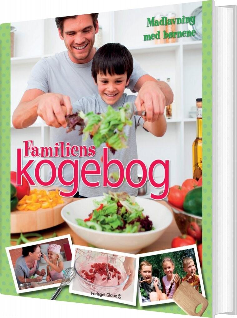 Image of   Familiens Kogebog - Denise Smart - Bog