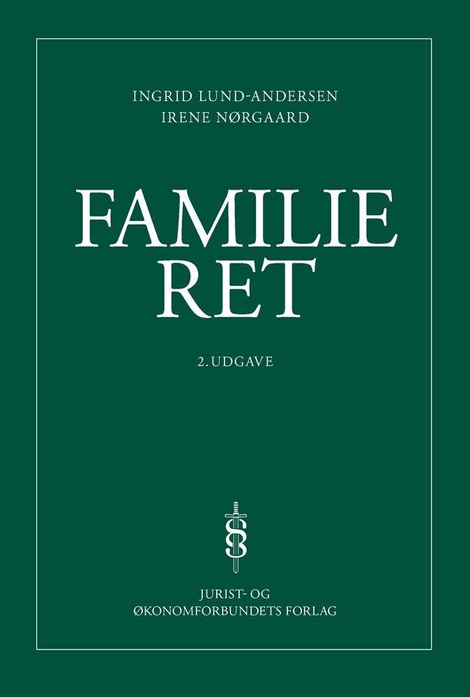 Familieret - Irene Nørgaard - Bog