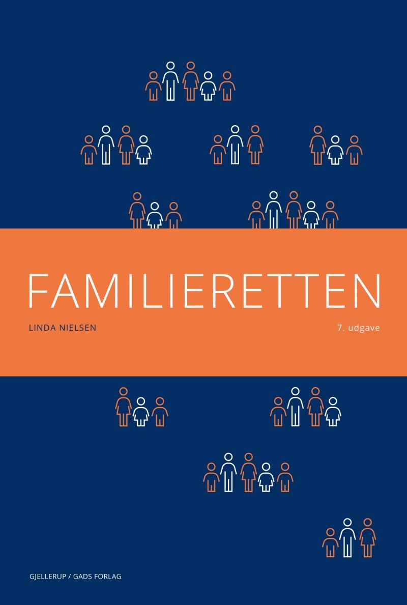 Image of   Familieretten 7. Udgave - Linda Nielsen - Bog