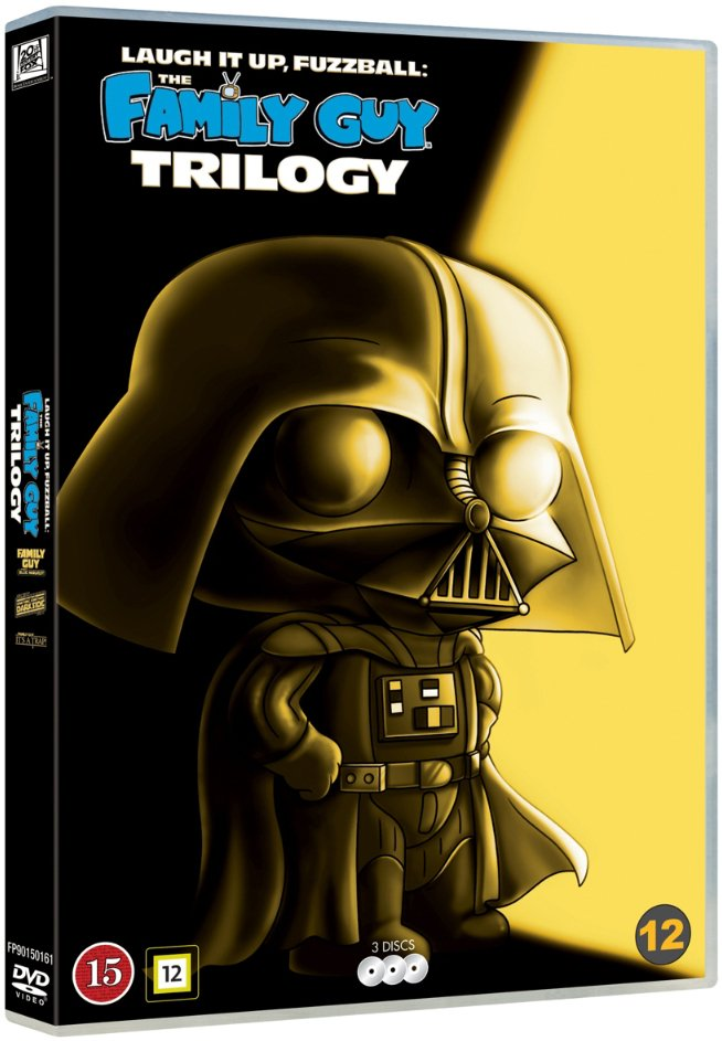 Image of   Family Guy: Star Wars Trilogy - DVD - Film