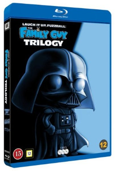 Image of   Family Guy: Star Wars Trilogy - Blu-Ray